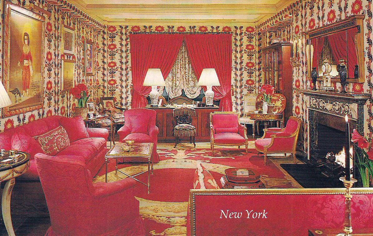 Countess of Romanones's NYC apartment