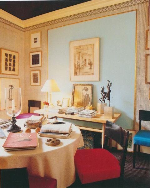 The Manhattan Apartment of Albert Hadley