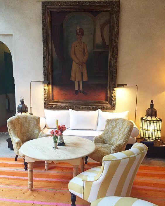 L'hotel Marrakech by Jasper Conran