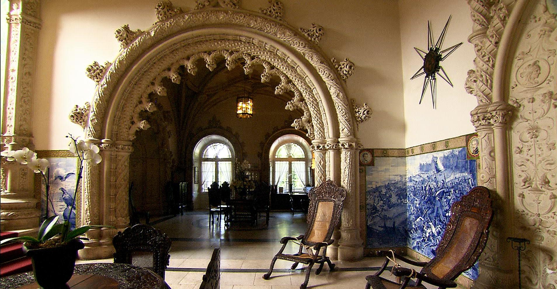 Hotel Palacio de Bussaco