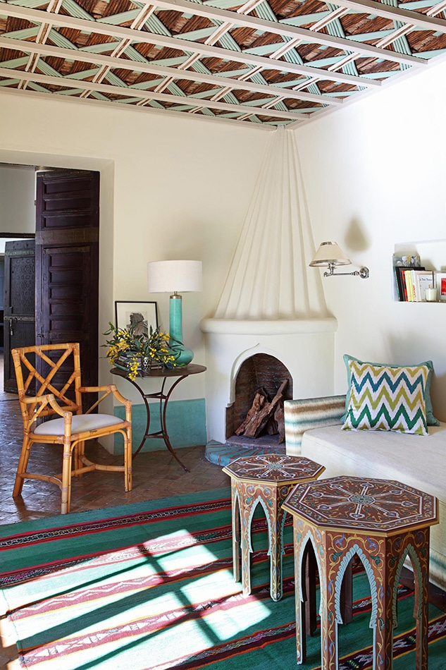 A project in Marrakech by Melian Randolph | Directorio Deco by Gloria Gonzalez