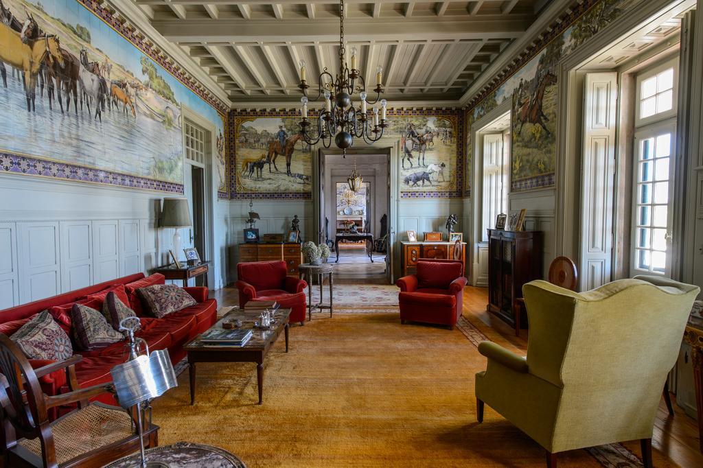 Palacio de Rio Frio, beautiful Bed and Breakfast in Portugal   Directorio Deco by Gloria Gonzalez