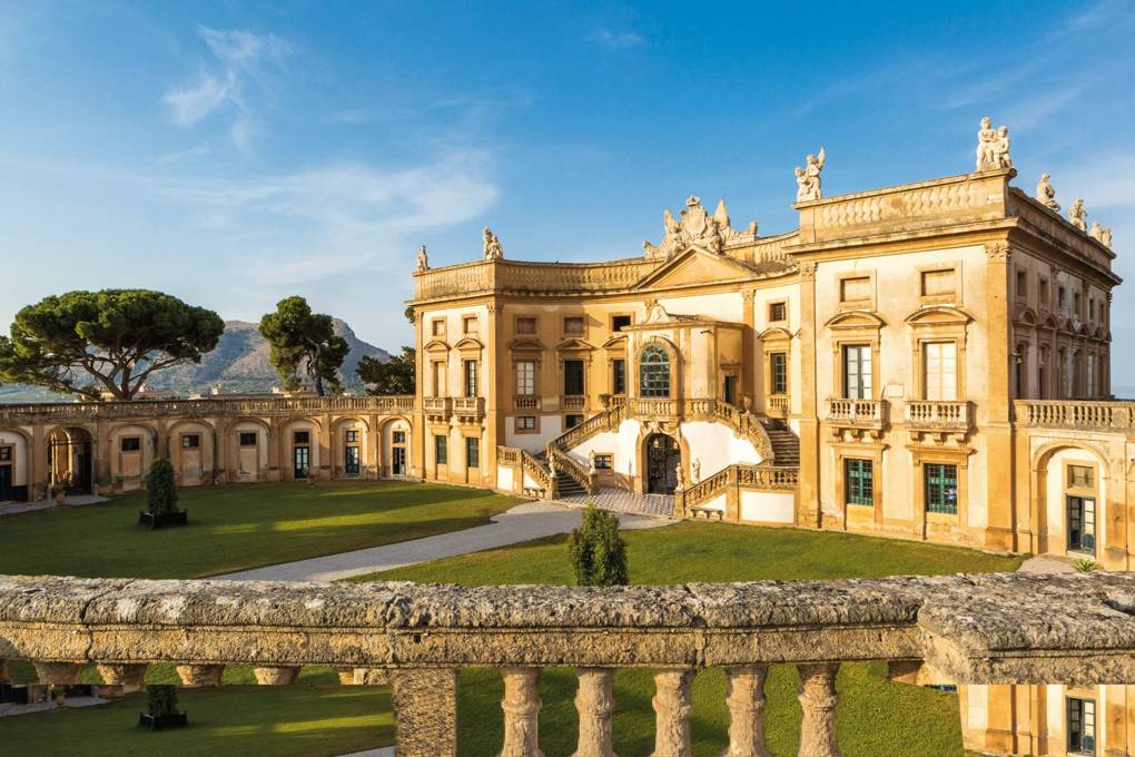 Villa Valguarnera, a stunning Villa in Sicily, available to rent