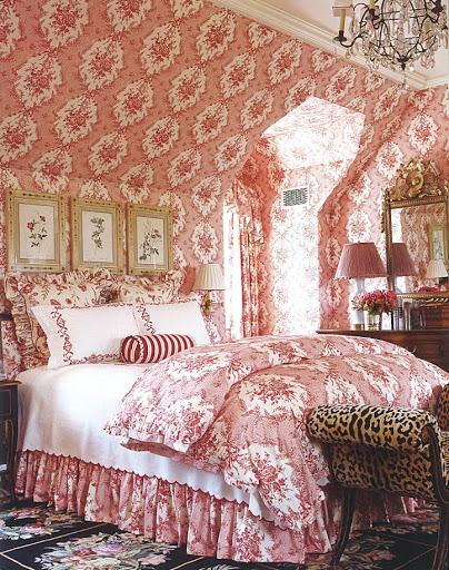 charlotte moss red toile