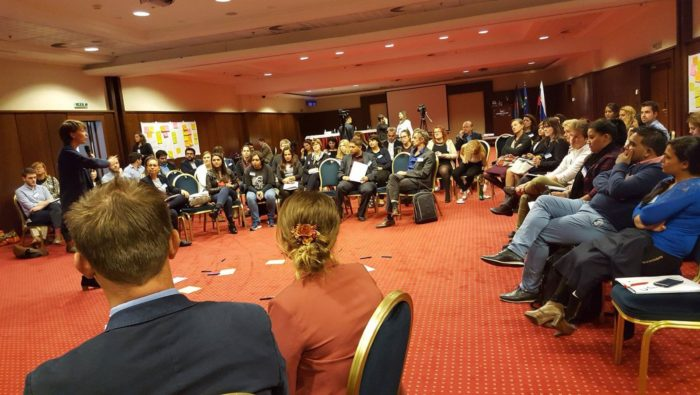 High-Level Event on Roma Youth Empowerment in Bratislava