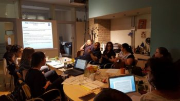 ERGO's Annual working meeting and exchange visit in Hungary