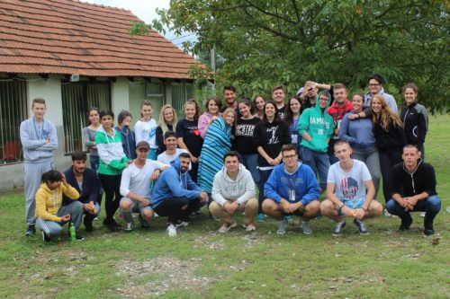 Youth Camp 'Turn on Activism'