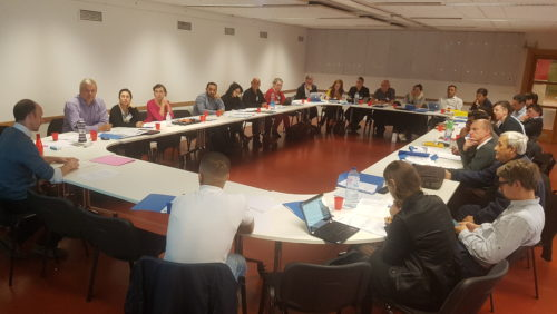 Roma Civil Monitor Workshop in Brussels
