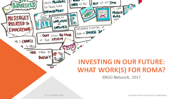 Investing in our future: what work(s) for young Roma