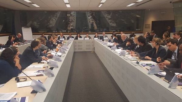 Antigypsyism on the agenda at EU's High-Level Group on combating racism, xenophobia and other forms of intolerance