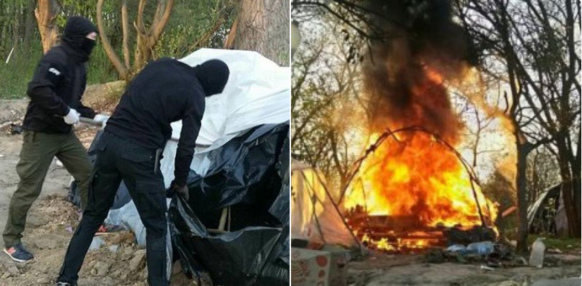 ERGO Network Statement on recent neo-Nazi attack against a Roma camp in Ukraine