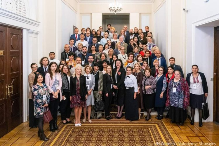 Realising the rights of Roma women in Ukraine