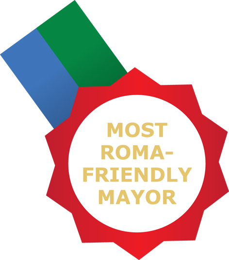 Most Roma-friendly Mayor