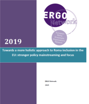 Towards a more holistic approach to Roma inclusion