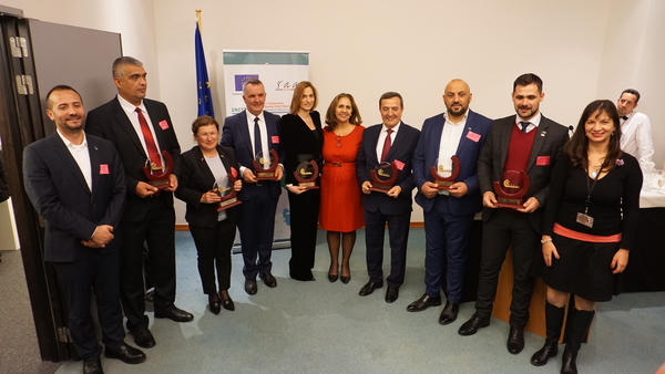 Most Roma Friendly Mayor awards 2019