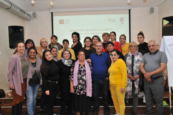 National Grassroots Advocacy Academy  in community organizing for women