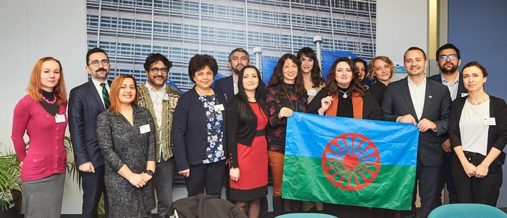 Press release: Meeting with EU Commissioner for Equality Helena Dalli