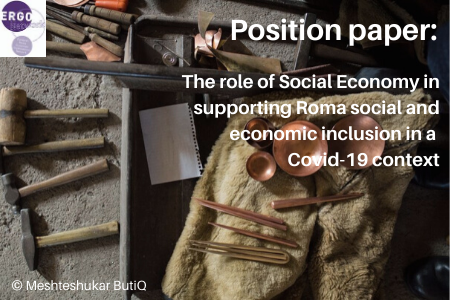 The role of Social Economy in supporting Roma social and economic inclusion