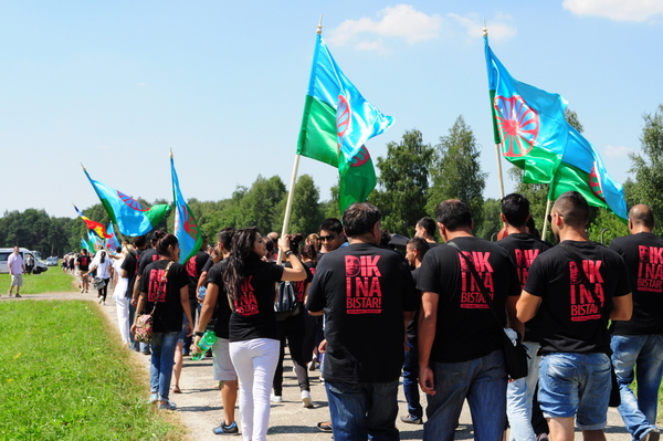 2 August – Holocaust Memorial Day for Sinti and Roma