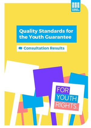 Quality Standards for the Youth Guarantee- #RomaYouth as focus