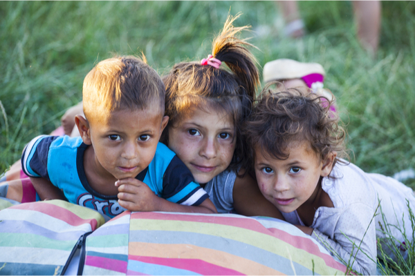 EU Child Guarantee: Don't leave Roma children behind