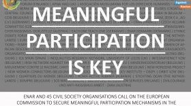 Meaningful participation is key