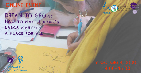 Dream to Grow – how to make Europe's labour markets a place for all?