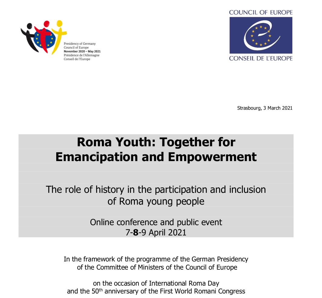 Roma Youth Together: Call for Participants