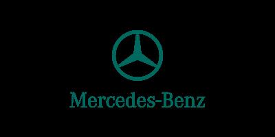 Mercedes 400x200 Green
