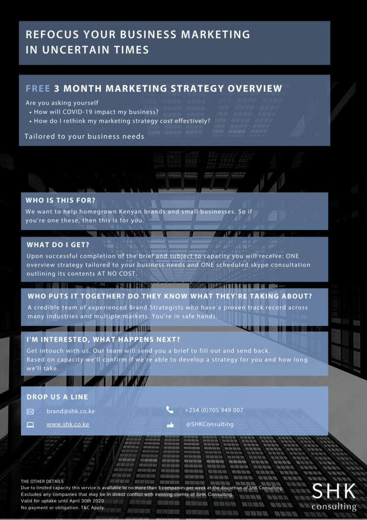 Free marketing overview