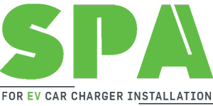The Car Charger Installers Logo