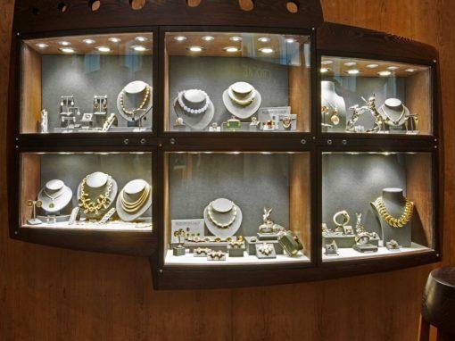 Handcocks Jewellers Interior Redesign