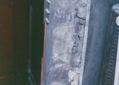 The damage left behind .SA Spooner