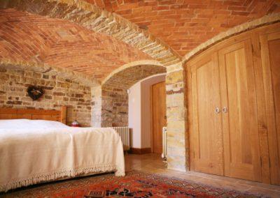 Oak fitted Wardrobe and Door set. SA Spooner