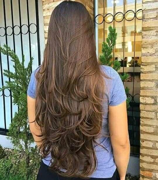 Pony tail hair