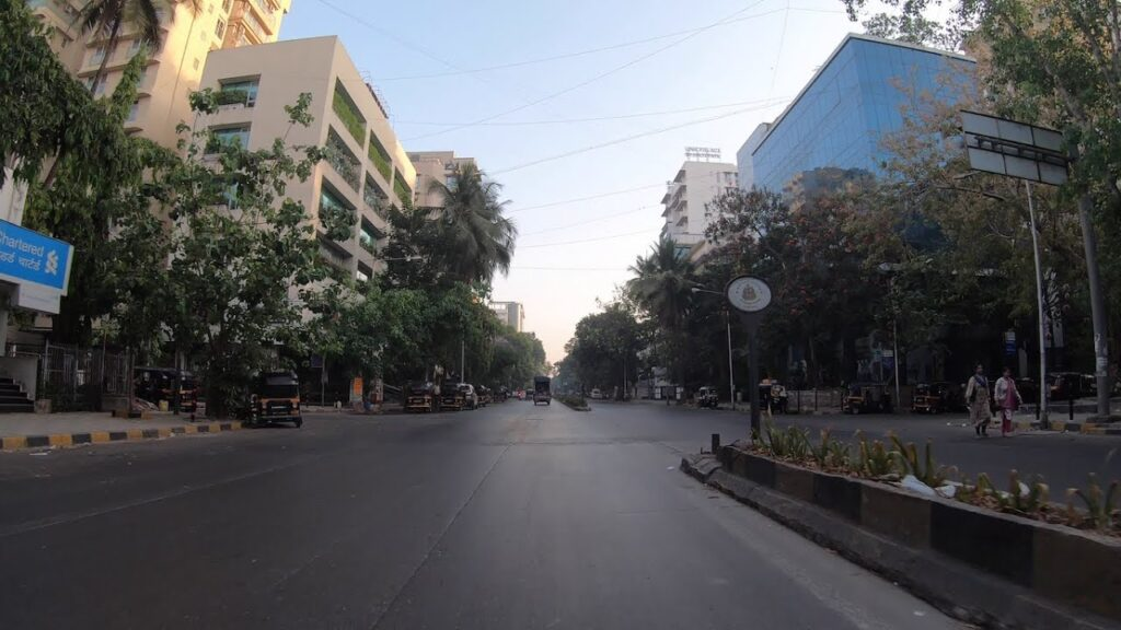 Linking Road Bandra