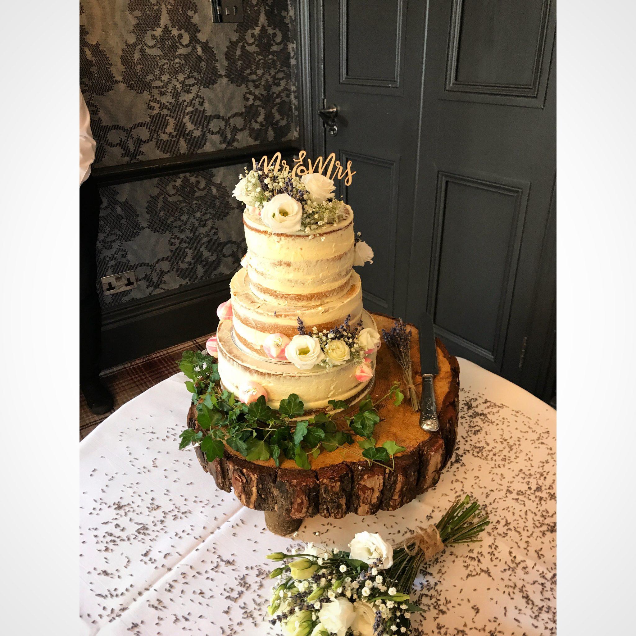 Wedding Cakes Pricing