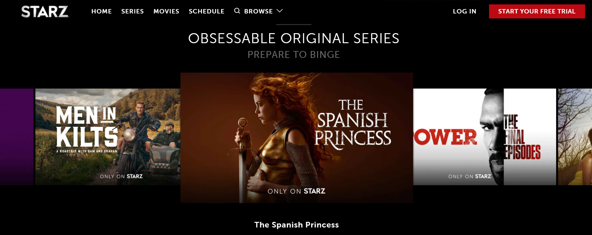 How to Get Starz Free Trial Subscription?