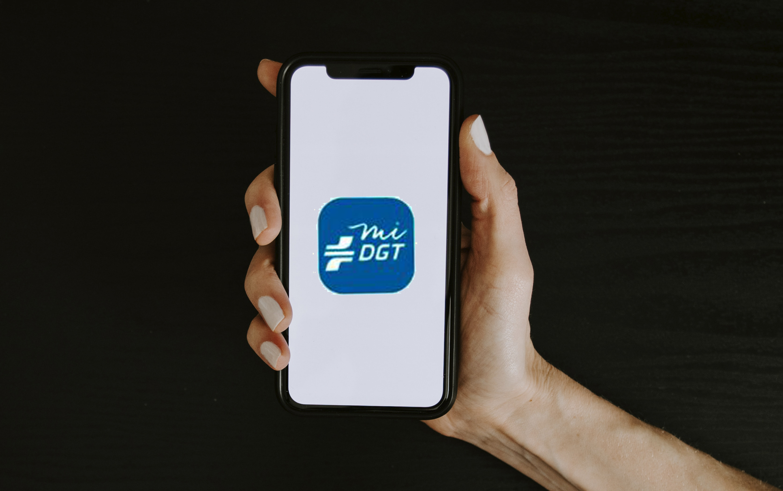 app DGT carné digital