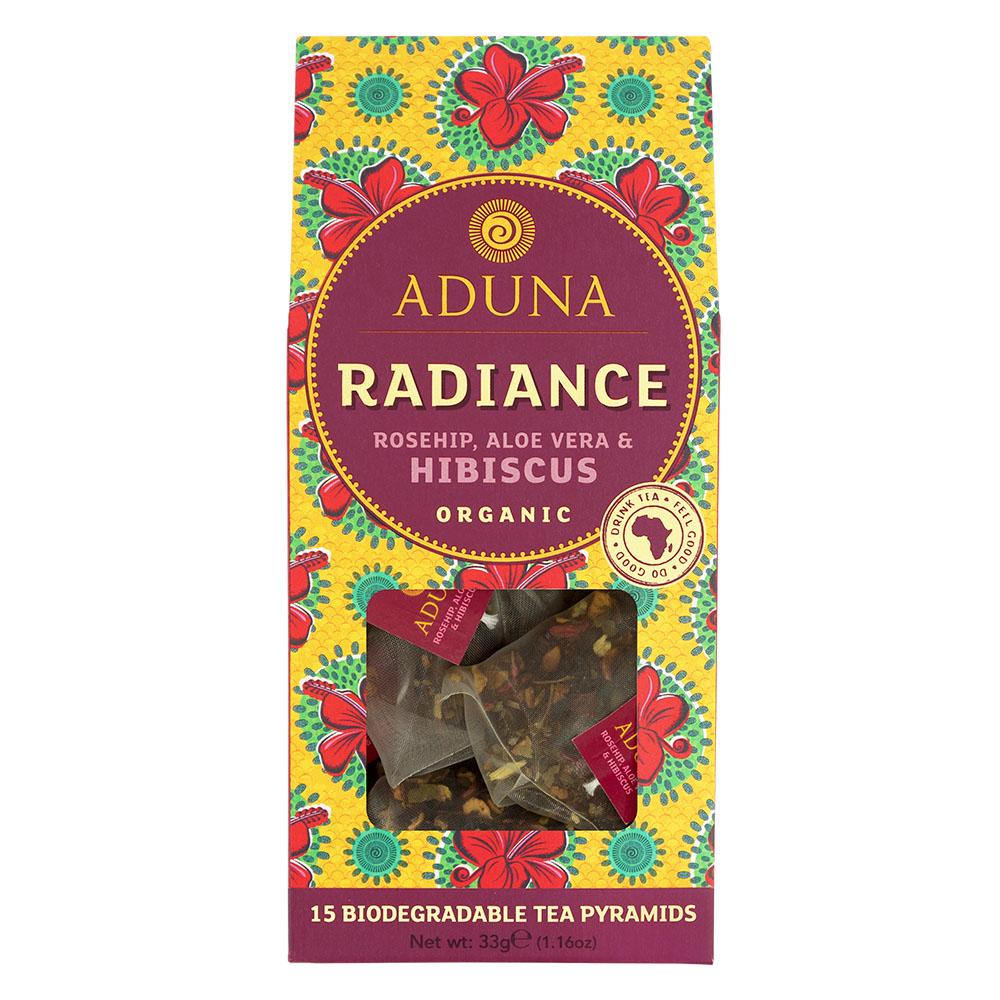 Aduna Radiance Hibiscus Tea