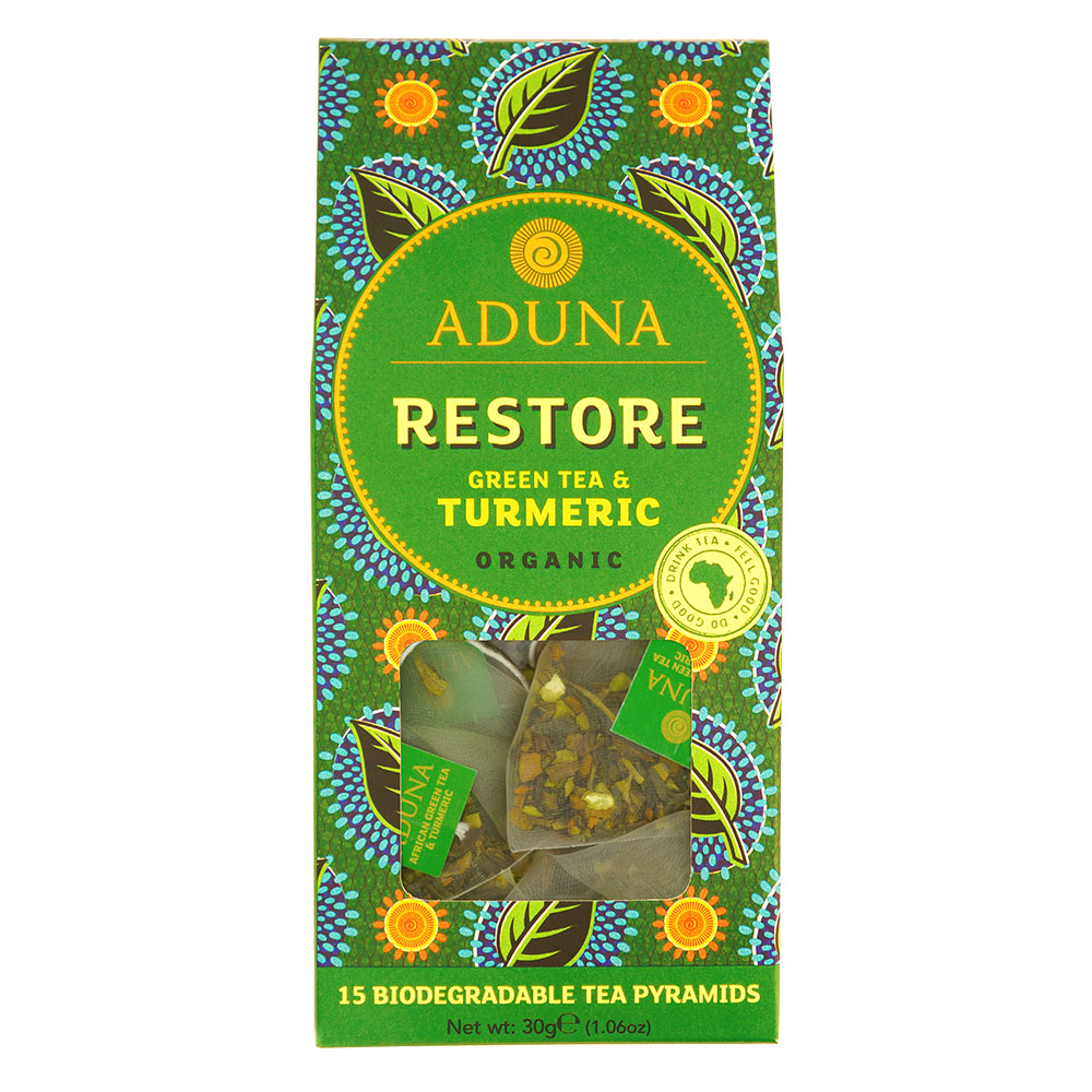 Aduna Restore Green Tea