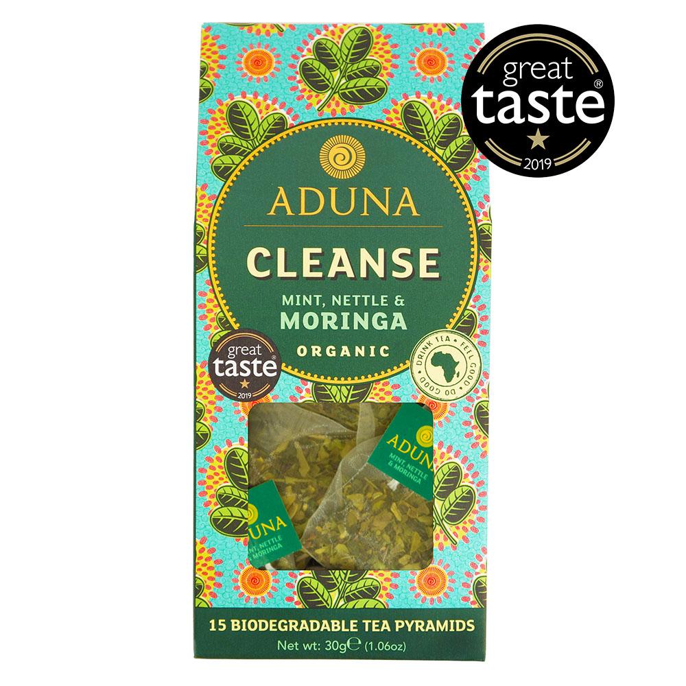 Aduna Cleanse Moringa Tea
