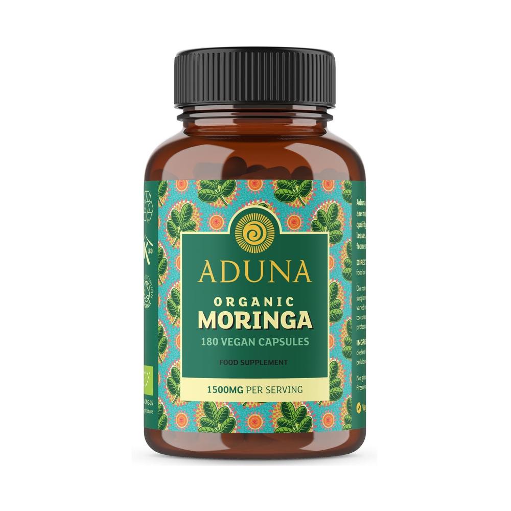 Aduna Moringa Capsules