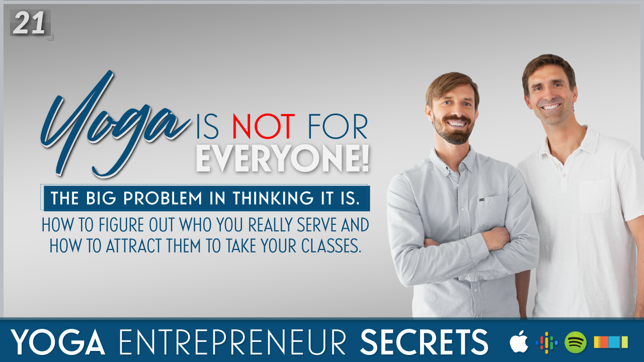 Yoga Entrepreneur Yoga Business