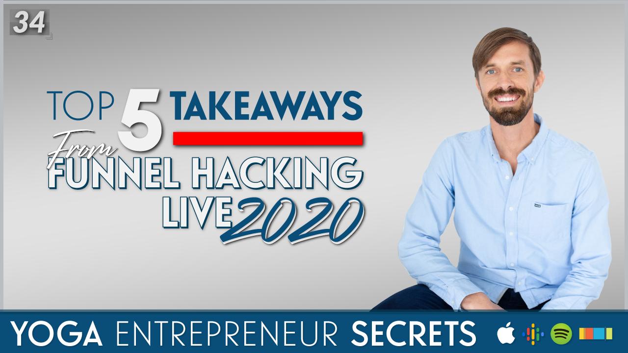 Five takeaways from Funnel Hacking