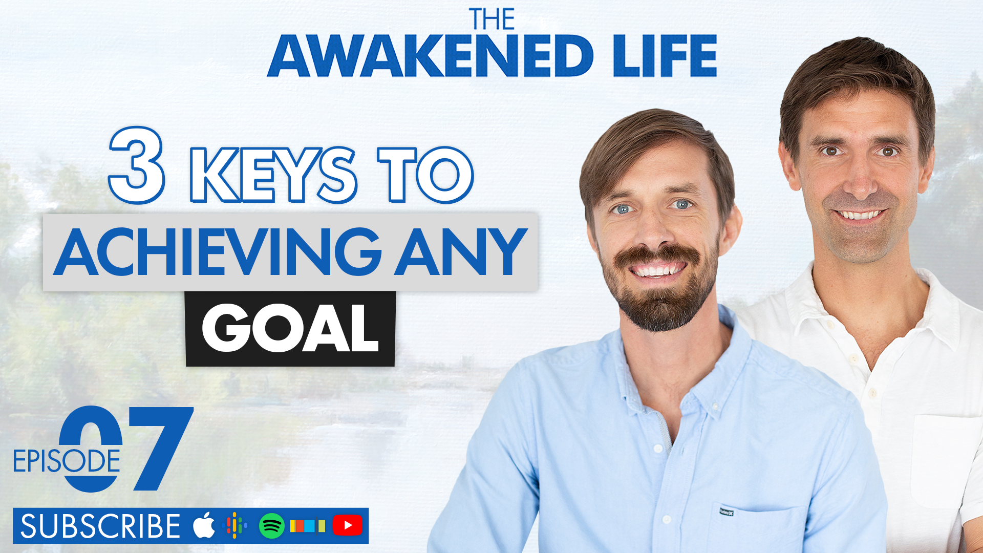three key elements to achieving any goal- S.A.M method