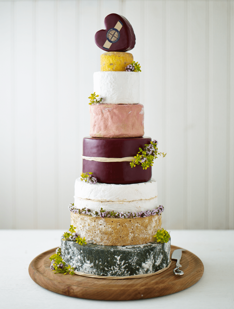 Celebration Cheese Stack