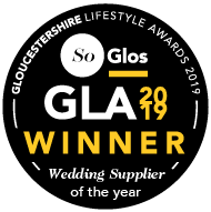 "Vanilla Pod Bakery Best Wedding Supplier 2019"" title="