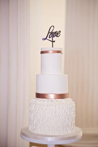 Buttercream. Image Credit: Blooming Photography