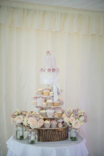Cupcake Tower - Image by Ria Mishaal